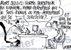 Perception du patient
