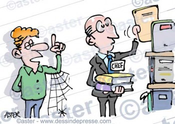 dessin_entreprise_communication_ecoute_chef_1105bn03a